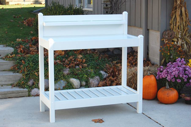 Picture of Dura-Trel Greenfield Potting Bench