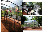 Picture of Montecito 12' W x 20' L Lean-to Greenhouse Kit