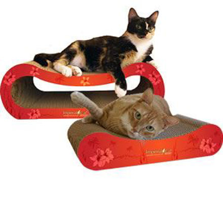 Picture of Scratch And Shape The Vogue Cat Scratcher