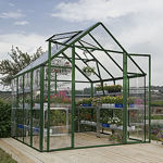 Picture of Snap & Grow Green 8 x 8 Greenhouse Kit
