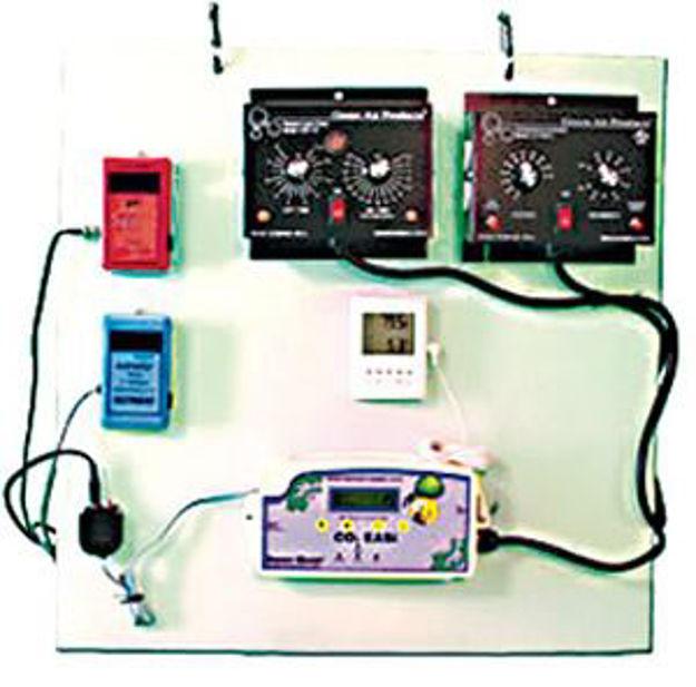 Picture of Hydro Hut Control Board