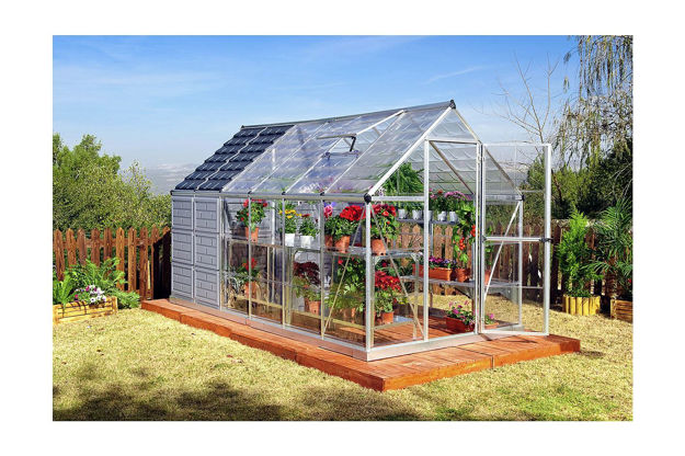 Picture of Grow and Store 6 x 12 Hobby Greenhouse Kit