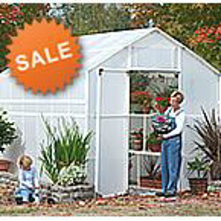 Picture for category Solexx Greenhouse Kits