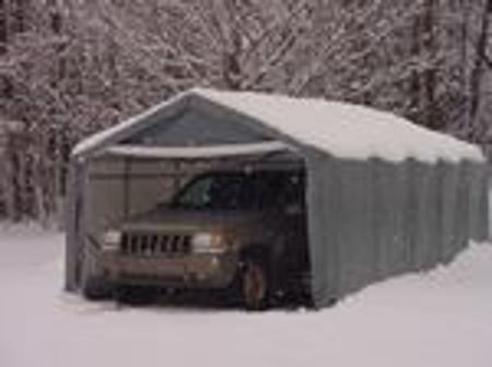 Picture for category Portable Garages and Shelters