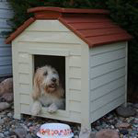 Picture for category Insulated Dog Houses