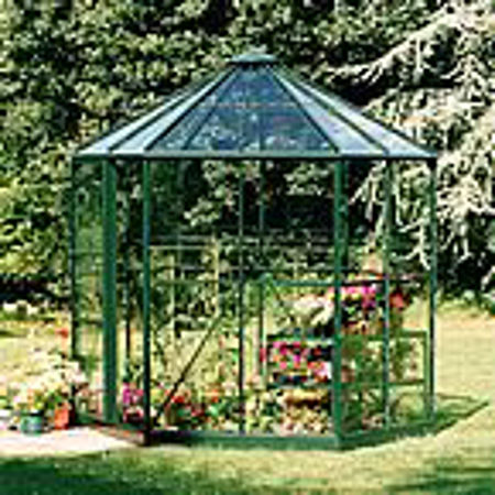 Picture for category Halls Hexagonal Greenhouses
