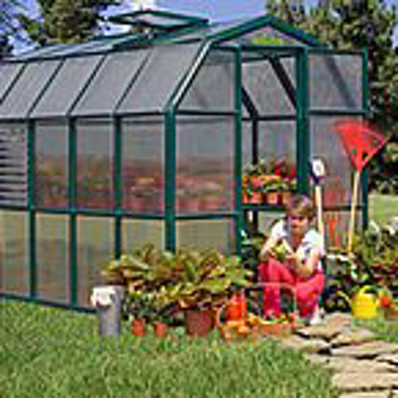 Picture for category Eco Greenhouses by Rion