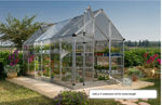 Picture of Snap & Grow Greenhouse Kit 6X12