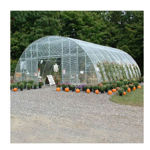 Picture of Clear View Greenhouse Kit 30'W x 12'H x 48'L - Natural Gas