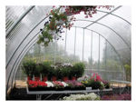 Picture of Clear View Greenhouse Kit 30'W x 12'H x 72'L - Natural Gas